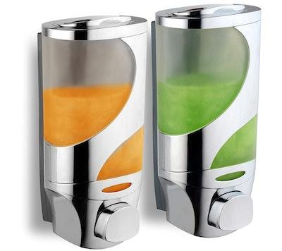 HotelSpaWave Shower Dispenser (2-Pack)