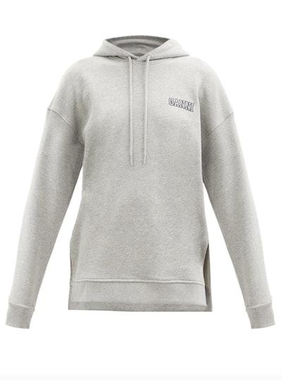 Recycled Cotton-Blend Sweatshirt
