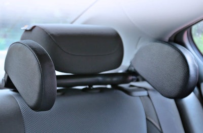 HSWT Car Headrest Pillow