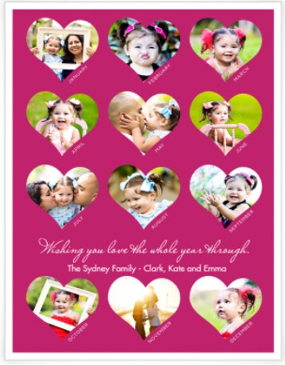 Whole Year Of Love Printable
