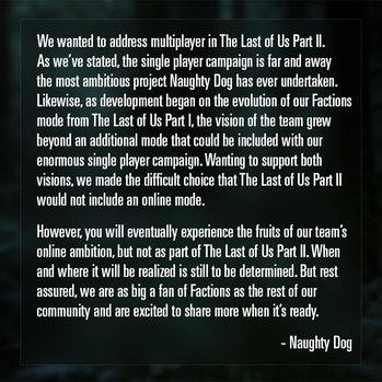 last of us part 2 multiplayer