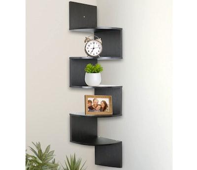 Greenco Corner Shelf