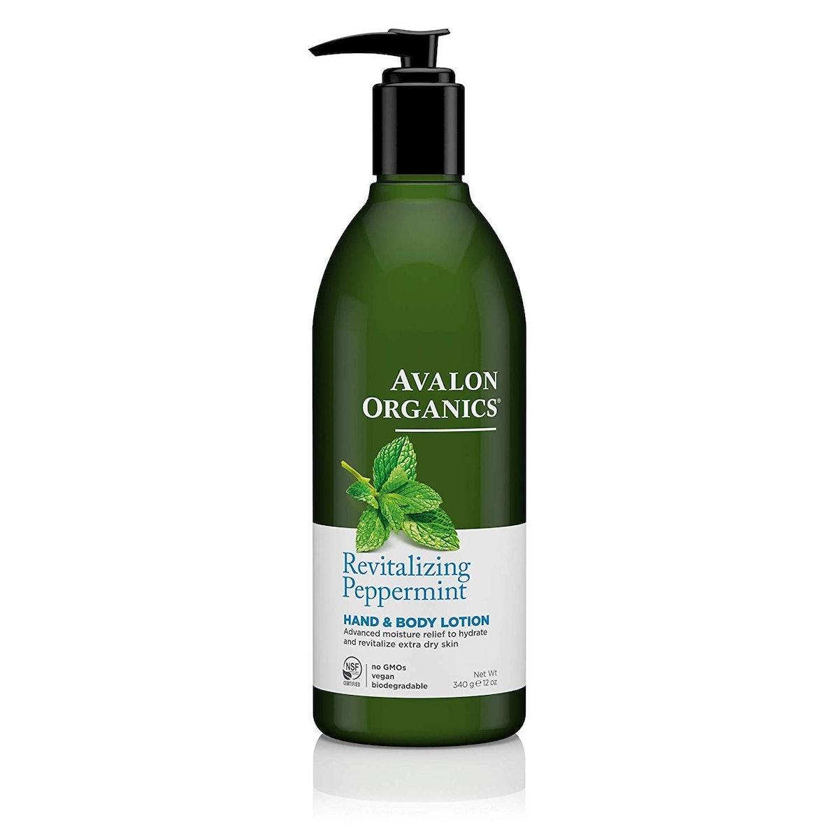 Avalon Organics Hand & Body Lotion