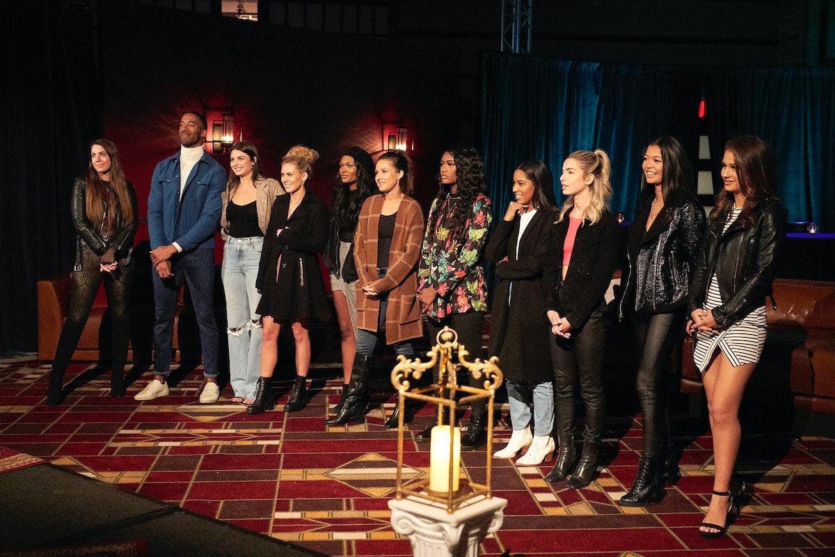 Week 3 of The Bachelor Season 25.