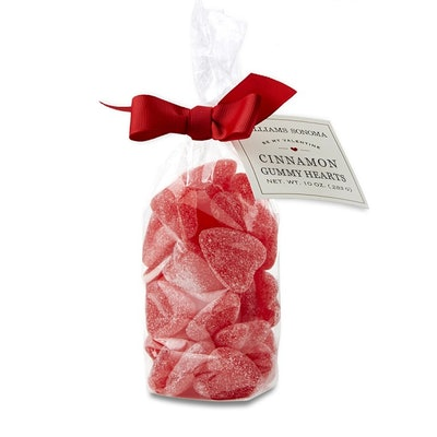 Cinnamon Gummy Hearts