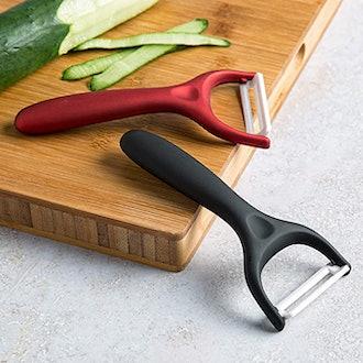 Cooking Light 2-Piece Vegetable Peeler