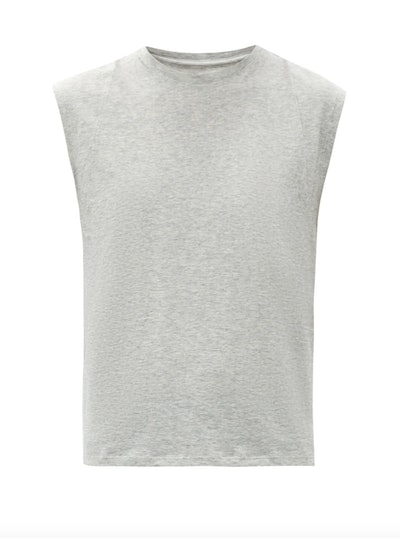 Muscle Cotton Tank Top