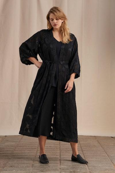 Diaphanous Coat