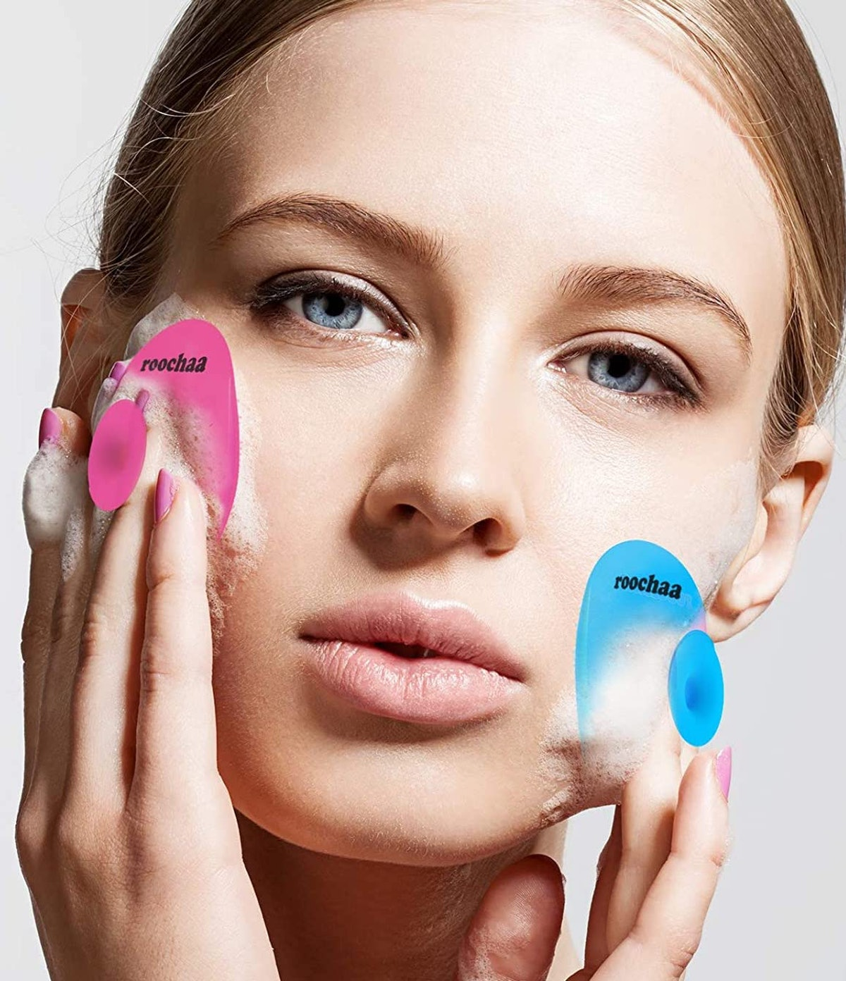roocha Silicone Face Scrubbers (2-Pack)