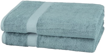 Pinzon Organic Cotton Bath Sheet (Set of 2)