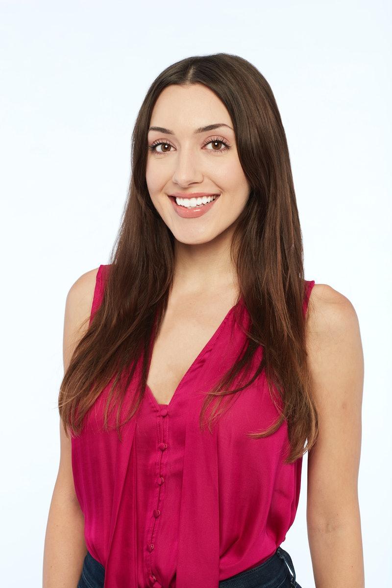 Alana Milne from Matt James' season of 'The Bachelor' via ABC's press site