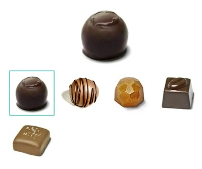Build Your Own 8-piece Collection Chocolate Box