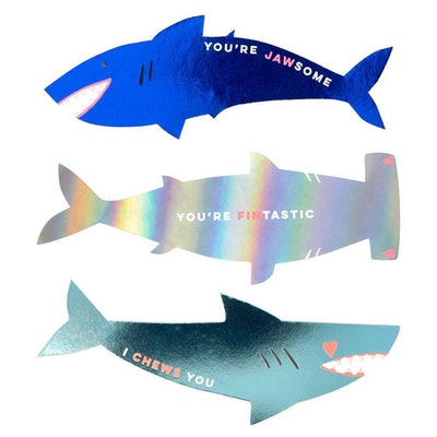 Shark Sticker Love Notes