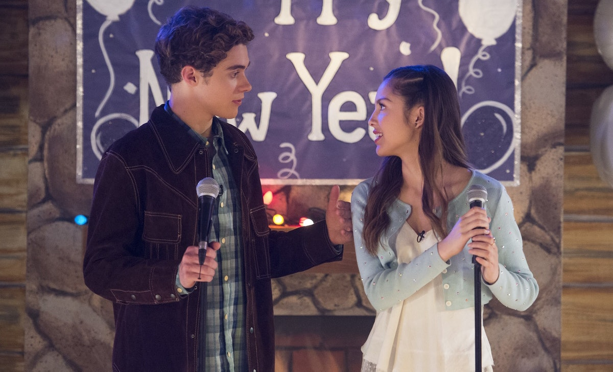 There are tons of videos of Olivia Rodrigo and Joshua Bassett singing together in 'High School Musical: The Musical: The Series.'