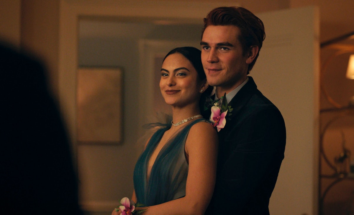 Archie and Veronica's breakup in 'Riverdale's Season 5 premiere has fans emotional.