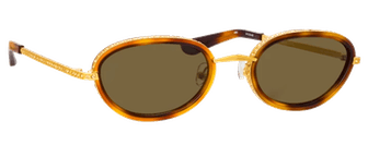 Area 1 Oval Sunglasses
