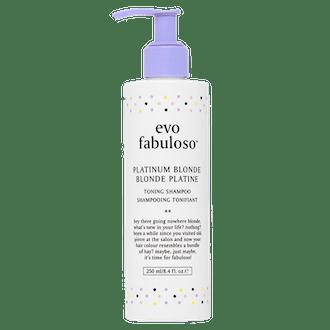 Platinum Blonde Toning Shampoo