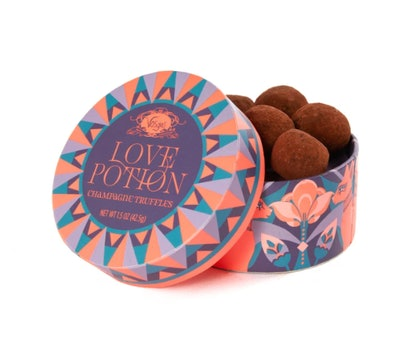 Love Potion Champagne Truffles