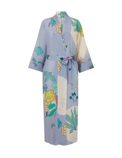 Peignoir Lilac