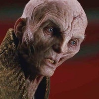 Star Wars theory reveals Snoke is a clone of 2 famous Sith lords