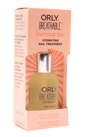 Breathable Cuticle Oil