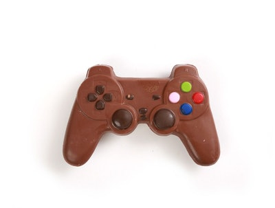 Chocolate X-Box Game Controller