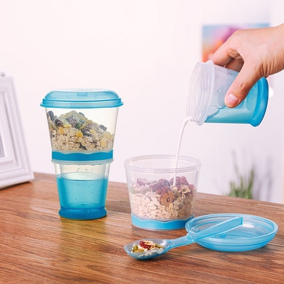 OVOY Portable Cereal Cup