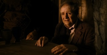 Jim Broadbent as Horace Slughorn