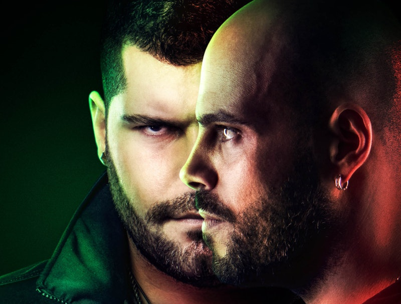 Gomorrah poster from the HBO Max press site