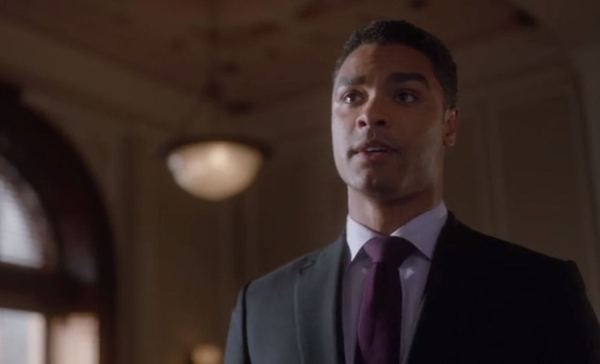 Regé-Jean Page played Leonard Knox in 'For the People.'