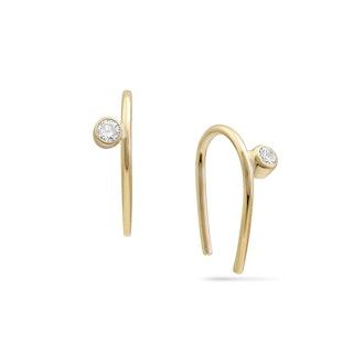 Diamond Hug Earrings