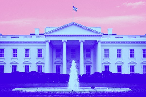 White House, Biden's 2021 inauguration