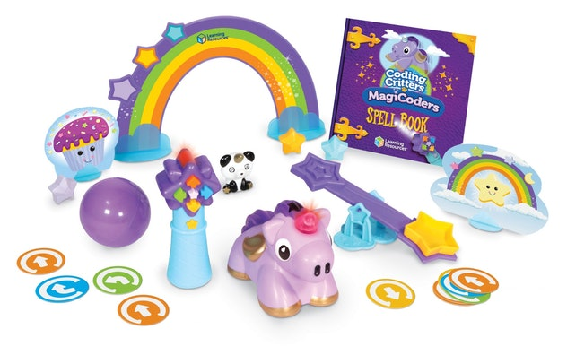 MagiCoders Coding Critters are one of the most exciting products for families from CES 2021.