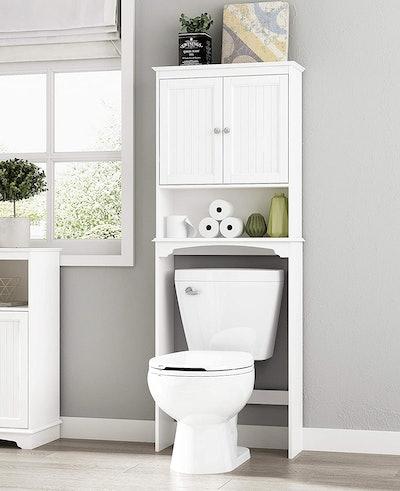 Spirich Home Over-The-Toilet Cabinet Organizer