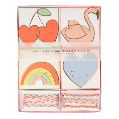 Friendship Card Set Valentine Friendship Card Set