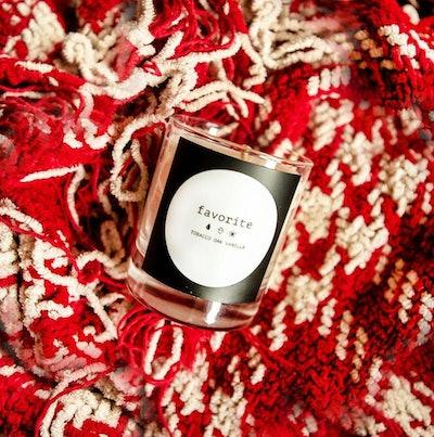 Tobacco Oak Vanilla Candle