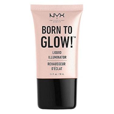 NYX PROFESSIONAL MAKEUP Born To Glow Liquid Illuminator - Sunbeam