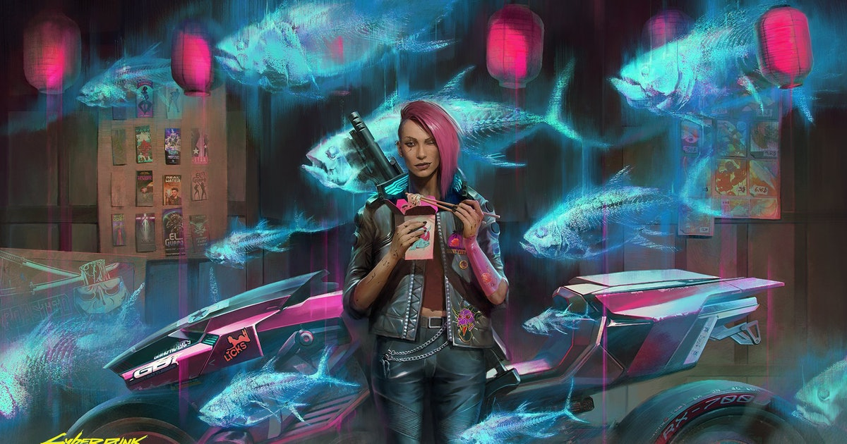Everything we know about 'Cyberpunk 2077' patch 1.1
