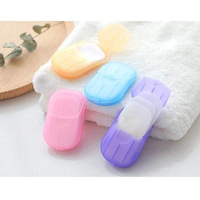 TXIN Soap Sheets (10-Pack)
