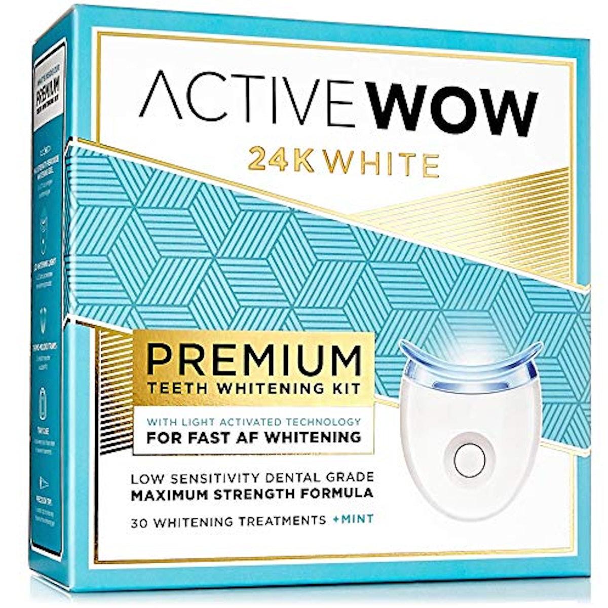 Active Wow Teeth Whitening Kit
