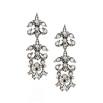 XL Gothic Earrings