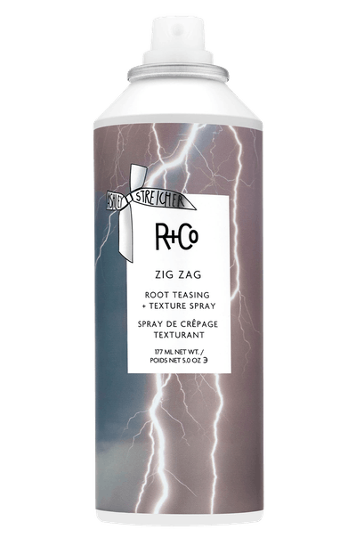 Zig Zag Root Teasing & Texture Spray