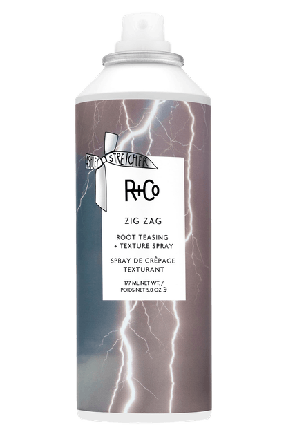 Zig Zag Root Teasing & Texture Spray