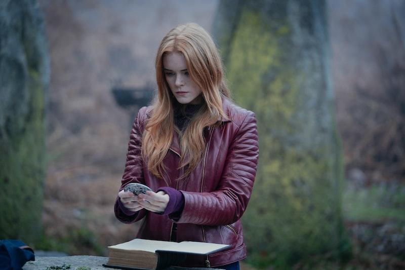 Abigail Cowen as Bloom in 'Fate: The Winx Saga,' via the Netflix press site.