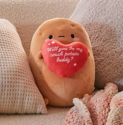 Smoko Tayto Potato Valentine's Day Plushie