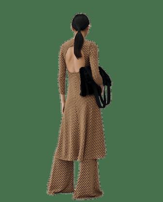 Beaufille Kubin Jacquard Knit Dress