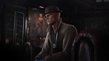 hitman 3 dartmoor england disguise agent 47