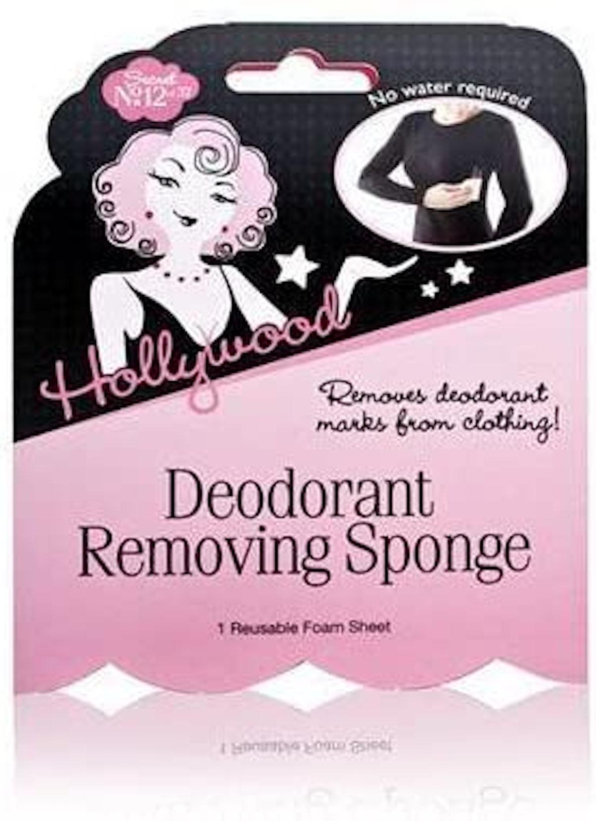 Hollywood Deodorant Removing Sponge