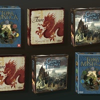 The 5 best fantasy board games