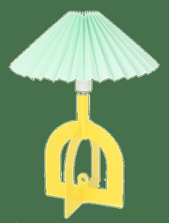 Arch Pleat Tablelamp